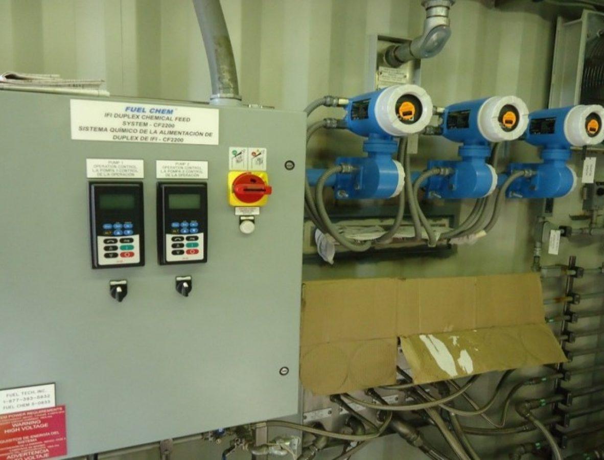 Sistemas de instrumentación para medición y dosificación